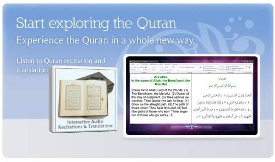 startexploring the Quran